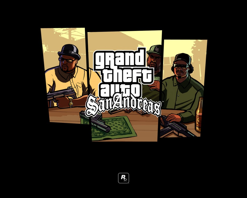 GTA San Andreas for android & iphone