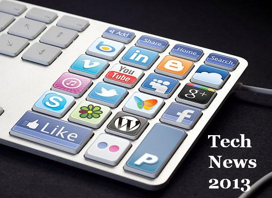 Tech Round-up of 2013