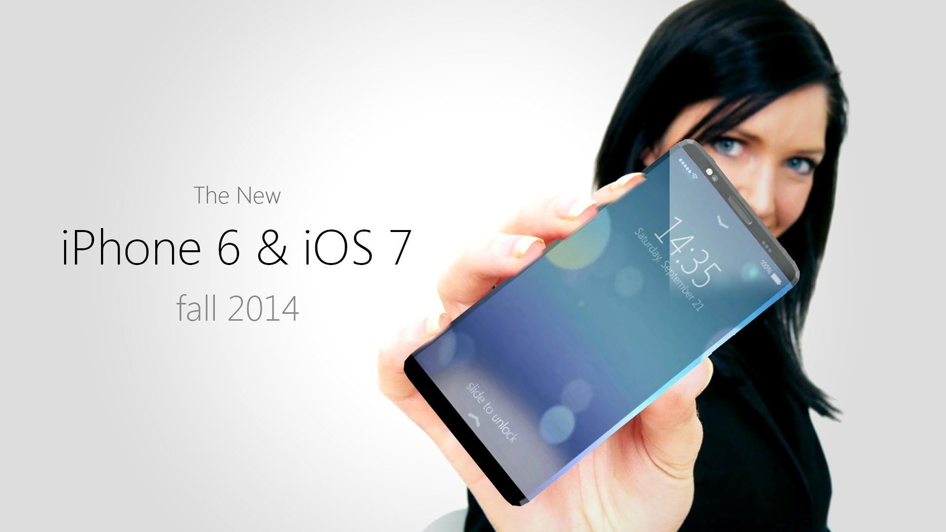Predictions that the new iPhone is coming with a Big screen due in May 2014  Image Credits