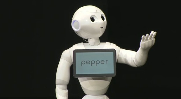 Pepper - Robot with Emotions